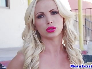 Big boobs lez - Busty lez police station sex with nikki benz