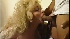 Busty Leanna lusts for a black cock