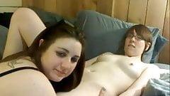 Amateur Lesbians on Web