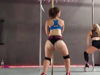 Adult dance classes ri Pawg at pole dancing class