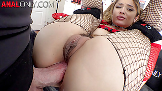 ANAL ONLY Vanessa Vega needs it up the ass