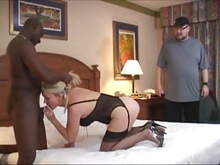 Clean cock - Sloppy cuckold clean-up - teaser