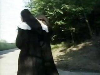 Nun fuckers - French lesbian immoral nuns