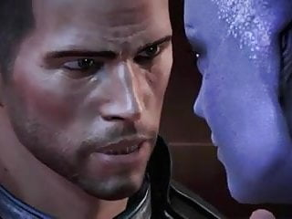 Romance love sex - Mass effect 3 all romance sex scenes male shepard