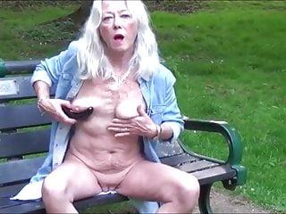 Flashing Granny