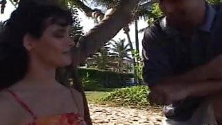 vintage beach milf