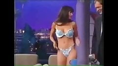 Demi Moore Striptease on Late Show