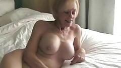 Amateur GILF Homemade Sex Tape