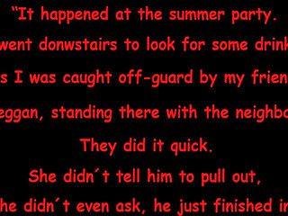 Read short sex stories Short summer story