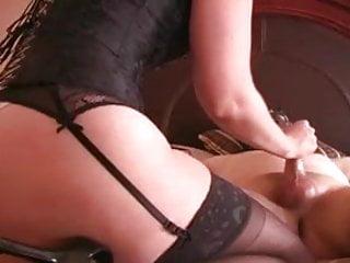 Balls of cum Balls-torture after cum