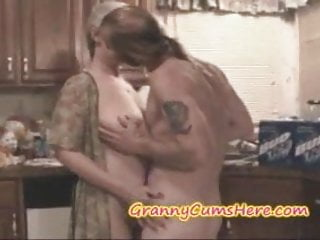 Naked mother in law surprised He fucked his own mother in law while wife watched