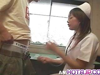 Nursing vids porn - Kaoruko wakaba amazing nurse porn at th - more at hotajp.com