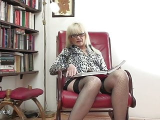 Spank the librarian Hot milf librarian and her old cunt