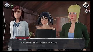 MIST 0.6.2 - Reunion with the chicks and lewd things (2-4)