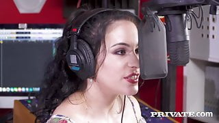 Private.com - Smoking Hot Anna De Ville Dp'd In Tatted Holes