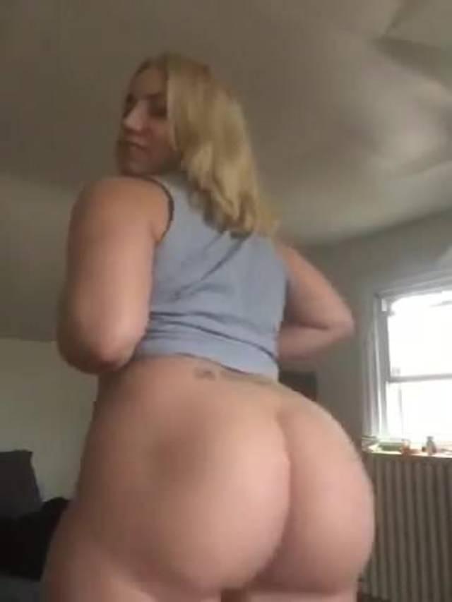 Fat Naked Ass