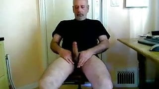 daddy jerking off 3