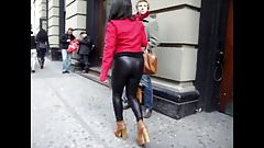 Candid Leather (Leather Leggings)