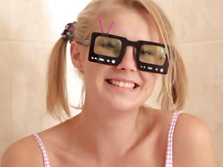 Bath sex tub video Cute blonde alisha in the bath tub