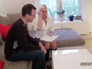 Head teacher fucking young girls - German teacher fuck young school girl after homework