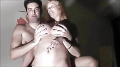 Guys Fuck & Suck And A Milf Is There