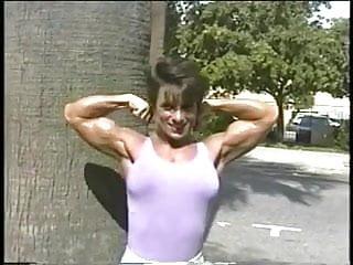 Deborah cassidy female domination - Deborah compton amazing female bodybuilder glutes