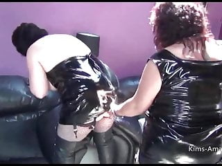 Matures in connecticut - Busty british matures in pvc