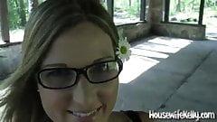 Cum glasses