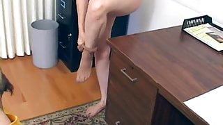 Blackmail Stripping