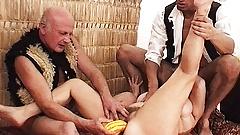 クレイジー農家の家族セックスセラピー