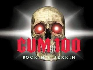 Heavy metal music teen attraction Cum 100-heavy metal