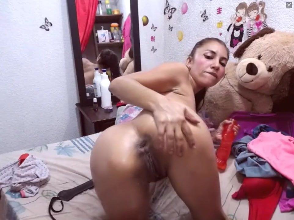 Webcam Anal Dildo Public