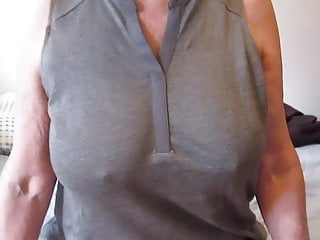 Huge mature floppy tits - 1downrange big floppy tits