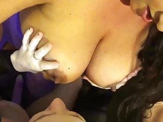 Strap on sex videos free Lesbian strap on sex