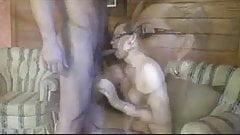 ebony cock loving shemale