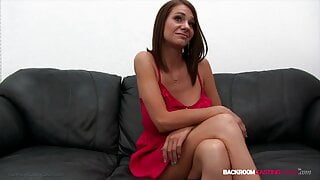 Bored And Big Boobed Mackenzie Wants To Fuck On Camera!