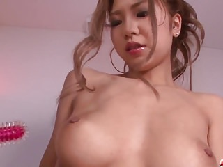 Miku sex games - Busty miku kohinata toy sex - more at japanesemamas.com