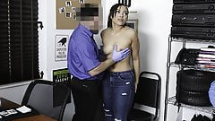 ShopLyfter - Thick Ebony Teen Gets Her Pussy Pounded