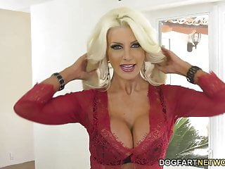 Brittany stevens ass - Black guys fuck brittany andrews in the ass on a cuckold