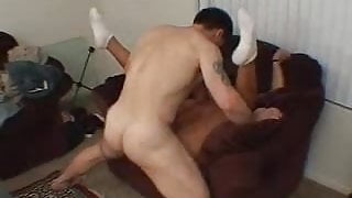 hot milf fucking a young stud 2