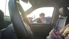 jerking in my car insider look woman