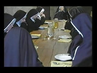 Lesbian nun scene More fun with nuns...