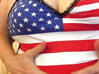 Xxx striping - Stars and stripes