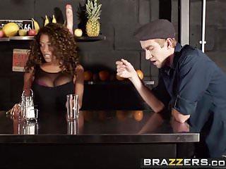 Ncki minaj pussy Brazzers - shes gonna squirt - carla cox kiki minaj and dann