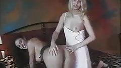 Очень хороший тройничок с европейскими профессионалами в порно