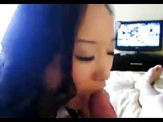 Amateur football team - Fucking a petite chinese girl while watching football