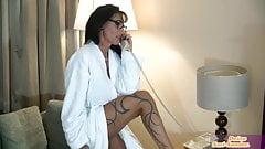 German  big tits lonley housewife pick up hotel boy - milf