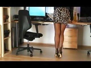Ff mature nylons upskirt Ff nylons secretary