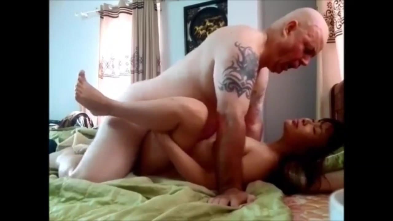 Mature strip and fuck