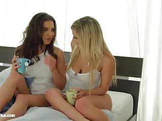 Jemma jameson lesbian Lesbian lovers henessy and jemma valentine licking and